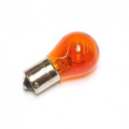 Ampoule 12V 21W ORANGE -culot bayonnette-Clignotant feux blanc