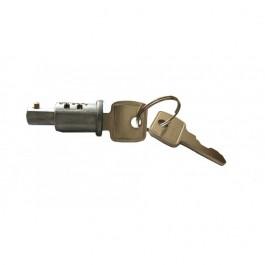 Barrillet à clé pour contacteurs 13H337 et 127651-(Mk1-Mk2 & TR4)