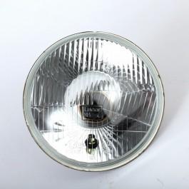 Optique de phare 7\ LUCAS H4 serie 700 avec veilleuse
