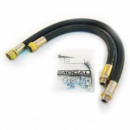 Paire de flexibles de radiateur d'huile moteur A+ -12A apres 92