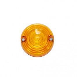 Cabochon orange de clignotant avant de 1987 à 1996
