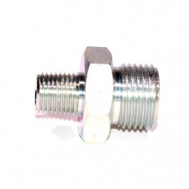 Raccord adaptateur tube radiateur d'huile sur porte filtre