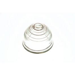 Cabochon de clignotant blanc avant 87 verre
