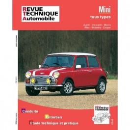 Revue technique automobile MINI de 59 à 92