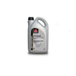Bidon de 5 litres huile MILLERS CTV 20W50 spéciale MINI compétition