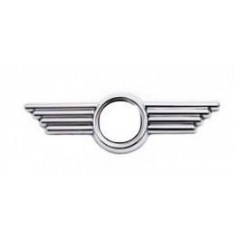 Badge de capot ailes -SANS LOGO