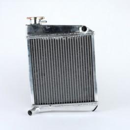 Radiateur 2 rangs aluminium