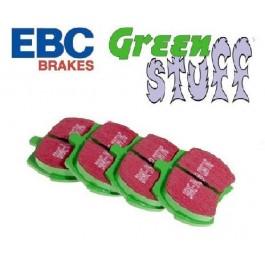"""Jeu de plaquettes 8""""4 EBC GREEN (Compétition)"""