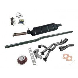 Kit stage 1 Maniflow simple sortie centrale 1275cc COOPER