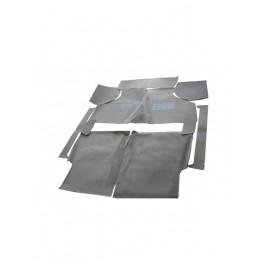 CARPET03-Jeu de moquettes gris foncé à partir de 73