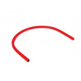 C-GRH1006RED-Durite de chauffage silicone rouge 13 mm - longueur 1 metre
