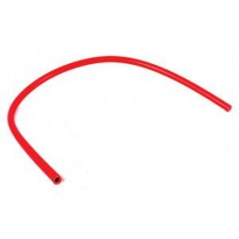 C-GRH1007RED-Durite de chauffage silicone rouge13 mm - longueur 1.2 metre
