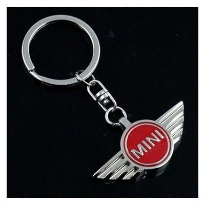 PC02-Porte clé sigle Mini rouge