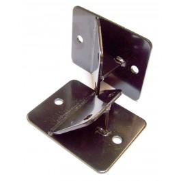 C-STR642-Support arriére métal de berceau avant ( la paire)