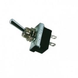 Intérupteur ON/OFF métal chromé