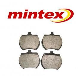 """Jeu de plaquette 8,4"""" Mintex route"""