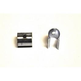 Clip de blocage cable accélerateur sur pédale