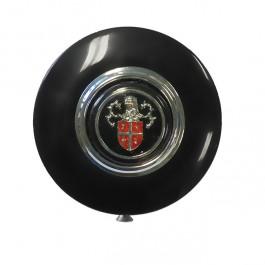 27h6943-Centre de volant de 1959 à 1967 avec emblème austin mini