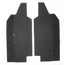 DP3022A-Paire de renfort de maintient de garniture de porte MK1/MK2