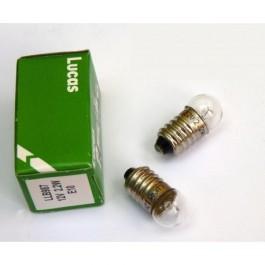 Ampoule 12V 2.2W culot à vis -éclairage de tableau de bord central