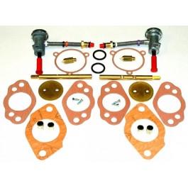 CRK258-Kit réparation double HS4 gicleur métal