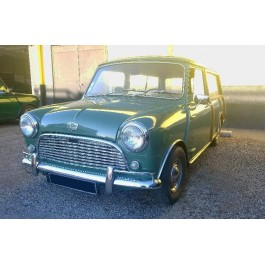 Austin Mini Countryman MKI 1963