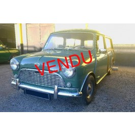 Austin Mini Countryman MKI 1963