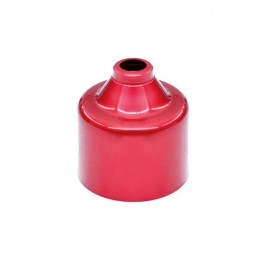 R23RED-Couvre Dashpot HS4 rouge