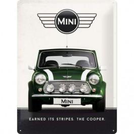 Plaque métal Mini
