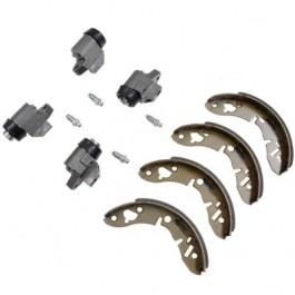 GBS102kit-kit frein avant tambour AUSTIN MINI