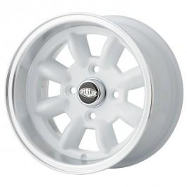WHL713-Jante Superlight 7 X 13 blanche AUSTIN MINI