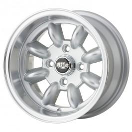 WHL713-Jante Superlight 7 X 13 grise AUSTIN MINI