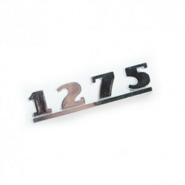 Badge arriére ''1275''