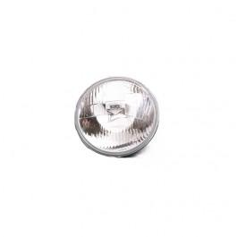 Optique de phare 7\ LUCAS serie 700 code europeen sans veilleuse