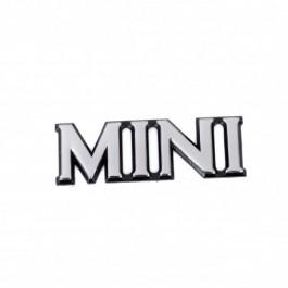 Badge de malle arriére MINI à partir de 1992